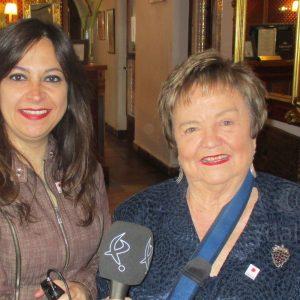 Entrevista a Isabel Mijares