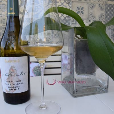 Sábalo Vino Blanco Ecológico Barbadillo
